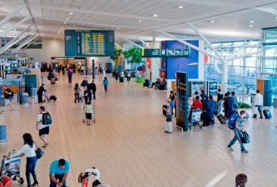 Brisbane International Airport Terminal