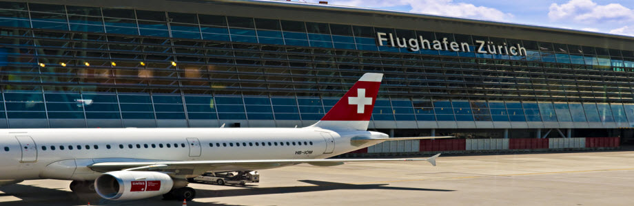 Zurich Airport, Switzerland