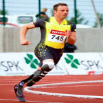"Oscar ""Blade Runner"" Pistorius chasing London 2012 Olympics qualifying time"
