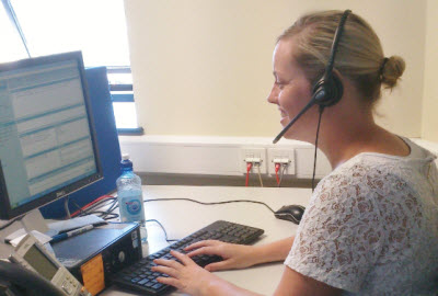 Ryanair Special Assistance Call Centre Agent