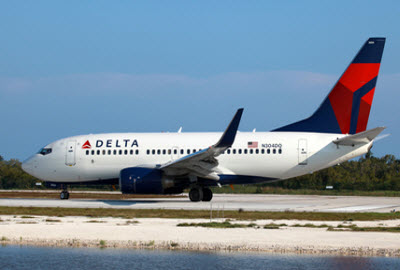 Delta Air Lines 737 Aircraft
