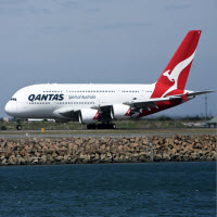 Qantas Spirit Of Australia