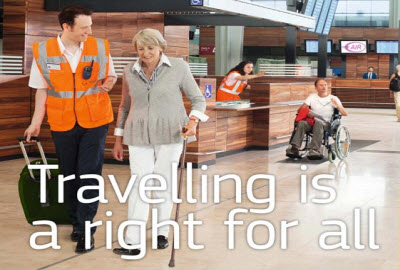 EU rights of disabled passengers