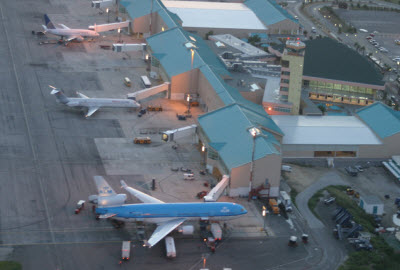 Aruba's Queen Beatrix International Airport