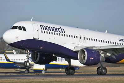 Monarch aircraft