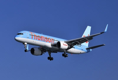 Thomson Airways aircraft