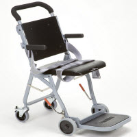 Onboard Wheelchair