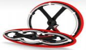 Foldable Wheelchair Wheels Will Make Air Travel Easier