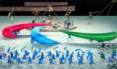 Tokyo 2020 Paralympics Kick Off With Aviation Inspired Opening Ceremony